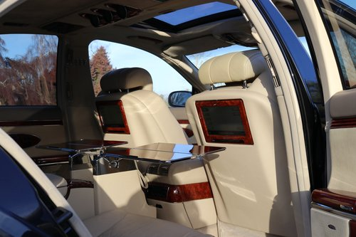 2004 MAYBACH 57 For Sale (picture 4 of 6)