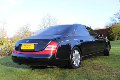 2004 MAYBACH 57 For Sale (picture 5 of 6)