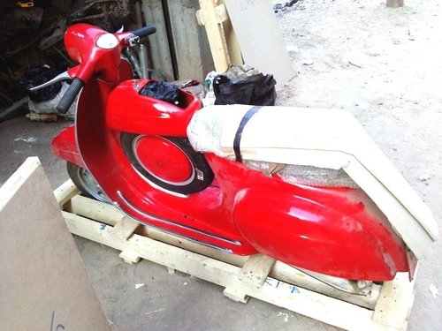 1966 VESPA PIAGGIO 90SS For Sale (picture 1 of 6)