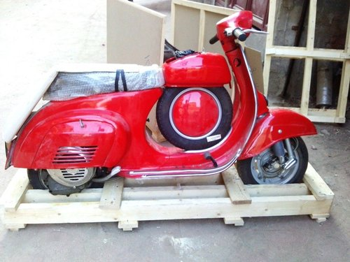1966 VESPA PIAGGIO 90SS For Sale (picture 3 of 6)