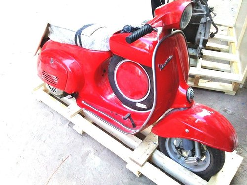 1966 VESPA PIAGGIO 90SS For Sale (picture 5 of 6)