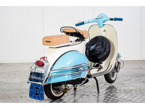 1961 Vespa 150 For Sale (picture 2 of 6)