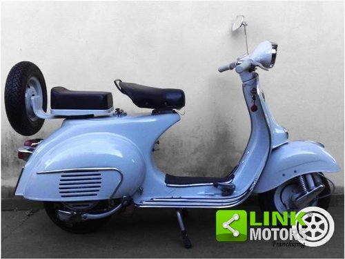 1964 Piaggio Vespa 125 VNB del 1963, Completamente restaurata For Sale (picture 1 of 6)