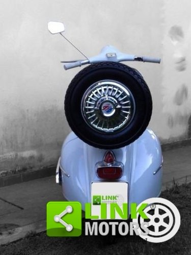 1964 Piaggio Vespa 125 VNB del 1963, Completamente restaurata For Sale (picture 3 of 6)