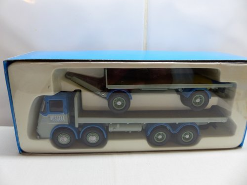ERF KV 8 WHEELER RUSSELL OF BATHGATE-MODEL For Sale (picture 6 of 6)