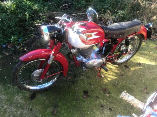 Moto Morini Tresette 175 cc year 1956 For Sale (picture 2 of 2)