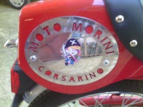 1970 Moto Morini Corsarino 50cc ZZ For Sale (picture 2 of 4)