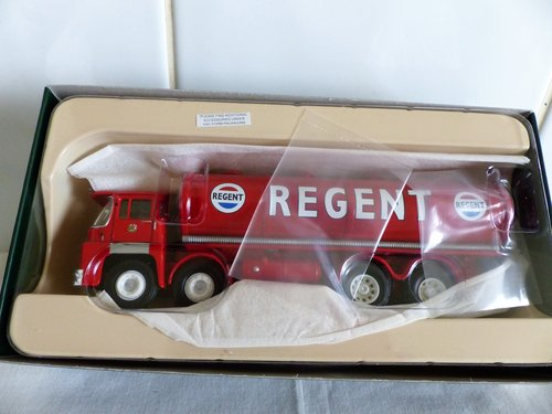 GUY INVINCIBLE TANKER-REGENT OIL COMPANY 1:50 For Sale (picture 1 of 5)