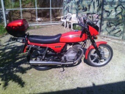 MOTO MORINI 125 CC H TURISMO YEAR 1983 - 6 gears For Sale (picture 1 of 1)
