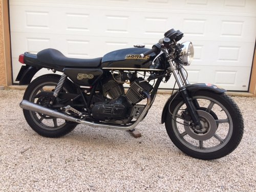 1979 Moto Morini 500 Sport For Sale (picture 1 of 5)