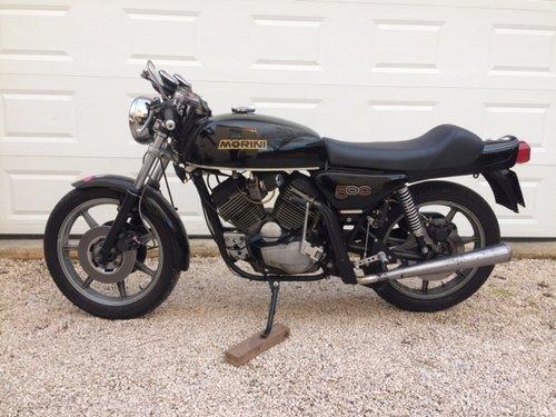 1979 Moto Morini 500 Sport For Sale (picture 3 of 5)