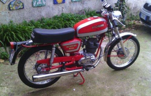 1970 MOTO MORINI Corsaro 125 cc Super Sport For Sale (picture 2 of 4)