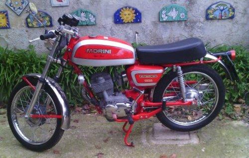 1970 MOTO MORINI Corsaro 125 cc Super Sport For Sale (picture 3 of 4)