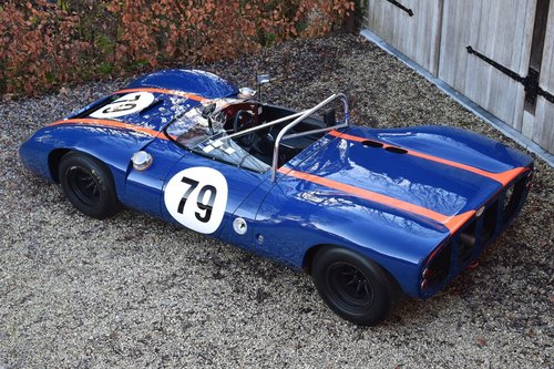 1969 Costin-Nathan Astra RNR-2. Ex-Roger Nathan For Sale (picture 3 of 6)