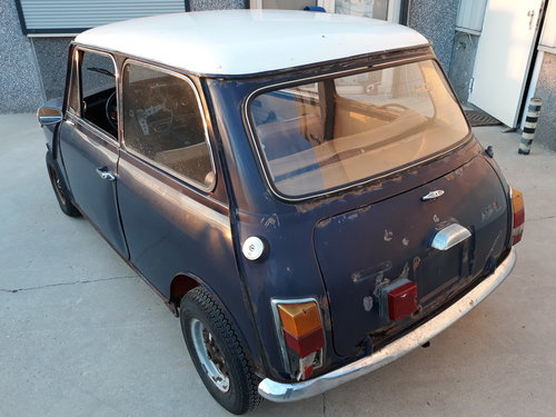 1974 Innoncenti 1300  For Sale (picture 3 of 6)