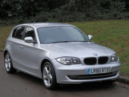 2010 BMW 118d Sport.. Automatic.. Sports Seats.. FSH SOLD (picture 2 of 6)