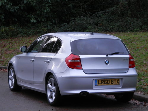 2010 BMW 118d Sport.. Automatic.. Sports Seats.. FSH SOLD (picture 5 of 6)