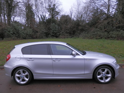 2010 BMW 118d Sport.. Automatic.. Sports Seats.. FSH SOLD (picture 6 of 6)
