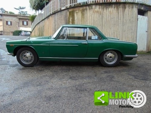 Innocenti C 32/1 COUPE', IMMATRICOLATA NEL 1967, RESTAURATA For Sale (picture 5 of 6)