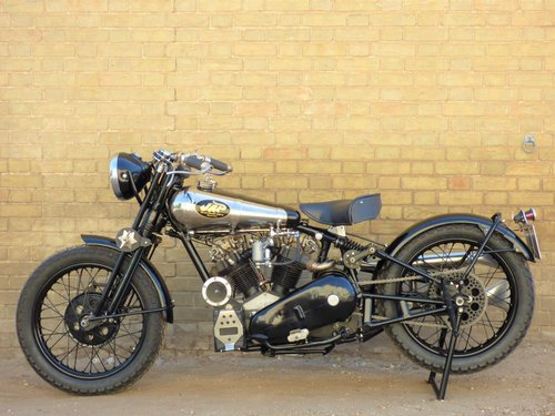 1930 Brough Superior Replica Special OHV V Twin 500cc For Sale (picture 2 of 6)