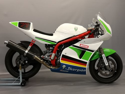 1995 MZ Skorpion 660 Racer - excellent condition SOLD (picture 1 of 6)
