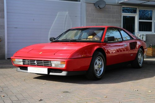 1988 Ferrari 3.2 Mondial QV For Sale (picture 1 of 6)