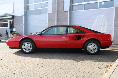 1988 Ferrari 3.2 Mondial QV For Sale (picture 3 of 6)