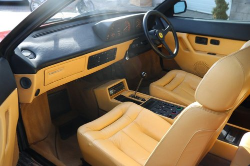 1988 Ferrari 3.2 Mondial QV For Sale (picture 5 of 6)