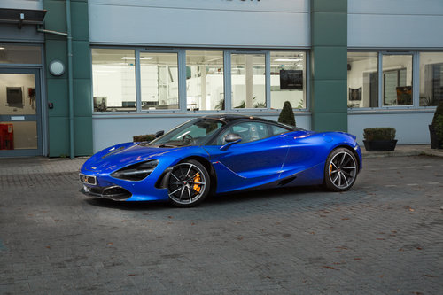 McLaren 720s 2018/18 For Sale (picture 1 of 6)