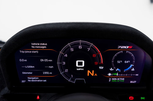 McLaren 720s 2018/18 For Sale (picture 5 of 6)