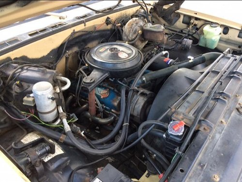 1978 GMC Sierra C15 (Chevrolet C10) pickup 5.7L V8 SOLD (picture 3 of 6)