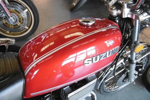 1976 SUZUKI GT185 STUNNING ORIGINAL CONDITION  SOLD (picture 3 of 6)