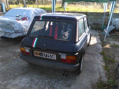 1983 Autobianchi A112 (replica Abarth) For Sale (picture 2 of 6)