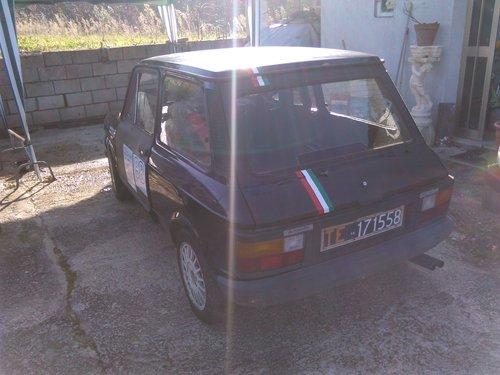 1983 Autobianchi A112 (replica Abarth) For Sale (picture 3 of 6)