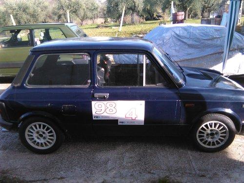 1983 Autobianchi A112 (replica Abarth) For Sale (picture 6 of 6)