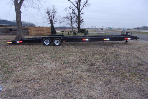 2008 2 Car Open Trailer For Sale (picture 4 of 6)