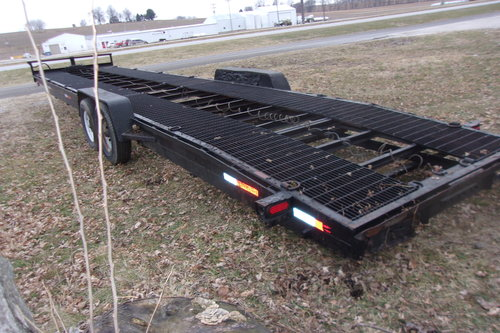 2008 2 Car Open Trailer For Sale (picture 5 of 6)