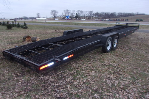 2008 2 Car Open Trailer For Sale (picture 6 of 6)