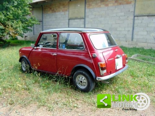 Cooper 1.0 MK2, anno 1970, iscritta ASI, conservata, un gio For Sale (picture 4 of 6)