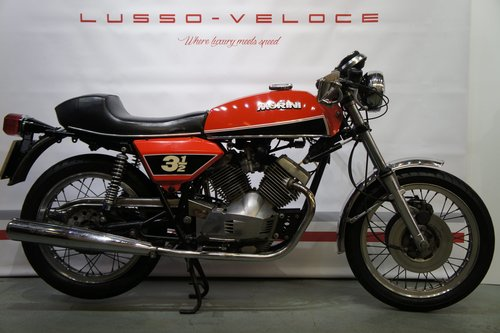 1976 Moto Morini 350 Sport  For Sale (picture 1 of 6)