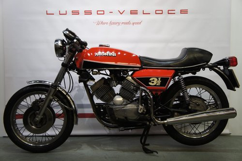 1976 Moto Morini 350 Sport  For Sale (picture 2 of 6)
