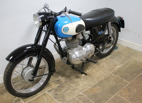 1961 AJS Model 14 250 cc with 62 CSR motor fitted  Beautiful SOLD (picture 6 of 6)
