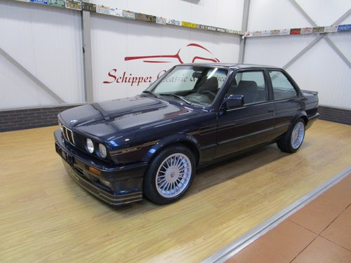 1989 Alpina B6 3,5 Kat. 2-door - E30 - nr. 139 of 219 For Sale (picture 1 of 6)