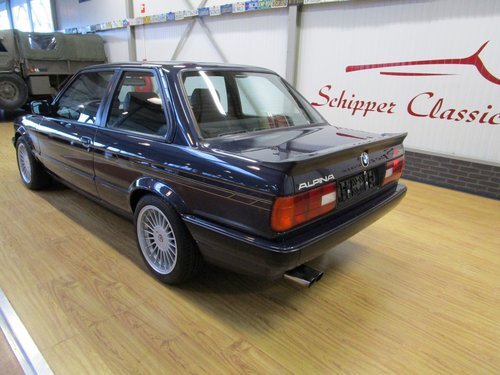 1989 Alpina B6 3,5 Kat. 2-door - E30 - nr. 139 of 219 For Sale (picture 3 of 6)