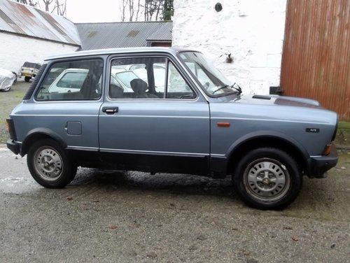 Autobianchi A112 Elite, 1982, LHD, 33,000m, MOT  For Sale (picture 2 of 6)