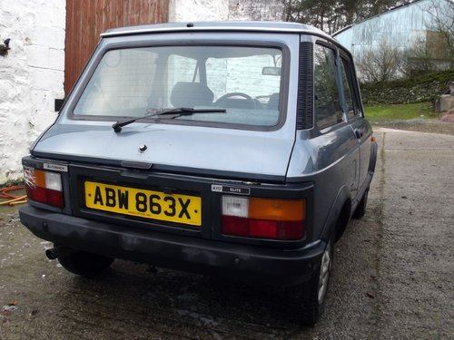Autobianchi A112 Elite, 1982, LHD, 33,000m, MOT  For Sale (picture 3 of 6)