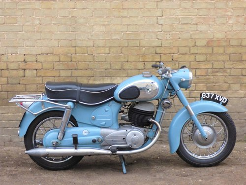1960 Puch SGS 250cc SOLD (picture 1 of 6)