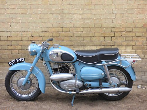 1960 Puch SGS 250cc SOLD (picture 2 of 6)