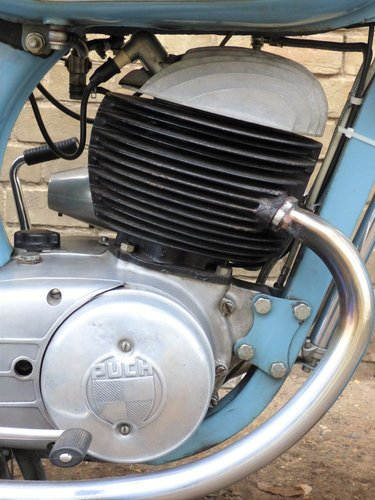 1960 Puch SGS 250cc SOLD (picture 3 of 6)