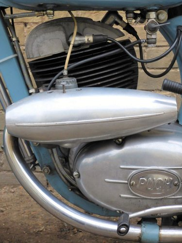 1960 Puch SGS 250cc SOLD (picture 4 of 6)
